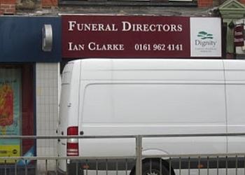 IAN CLARKE FUNERAL SERVICE