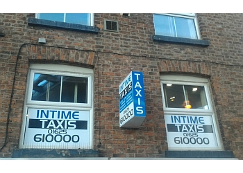 INTIME Macclesfield Taxis