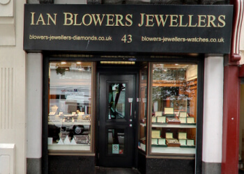 Ian Blowers jewellers