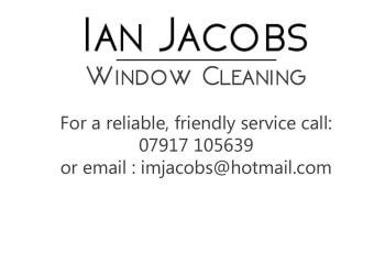 Ian Jacobs Window Cleaning