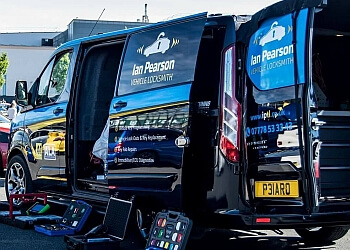 Ian Pearson Vehicle Locksmith