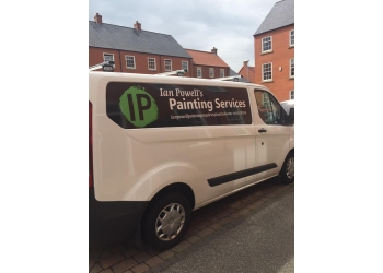 Ian Powell's painting services