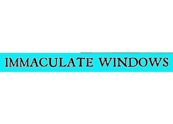 Immaculate Windows