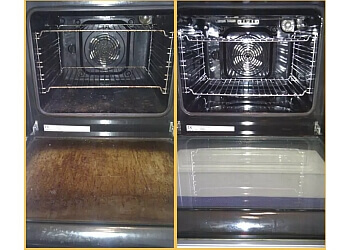 Immaculate ovens