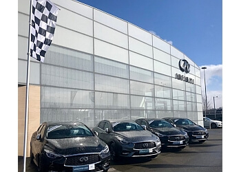 Infiniti Retail Group