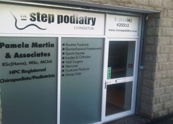 Instep Podiatry Ltd.