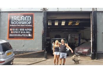 Irlam body shop