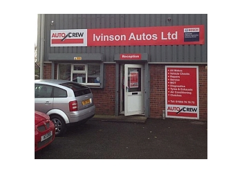 Ivinson Autos Ltd.
