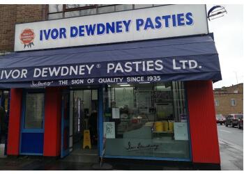 Ivor Dewdney Pasties