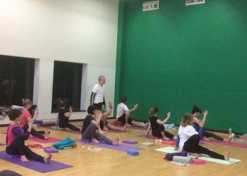 Iyengar Yoga Coventry