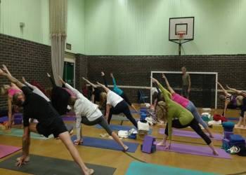 Iyengar Yoga - Emma Harrison