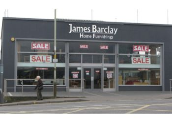 JAMES BARCLAY FURNISHINGS