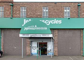 J E James Cycles