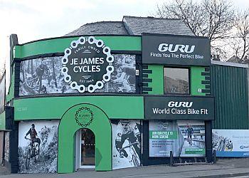 J E James Cycles