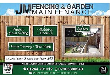 JM Fencing & Garden Maintenance