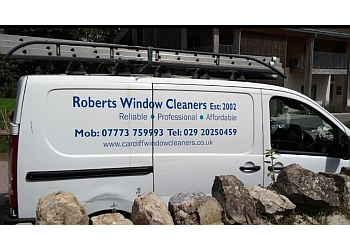 J. Roberts Window Cleaning Services