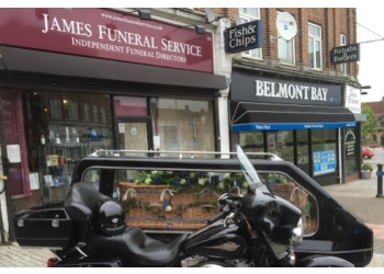 James Funeral Service