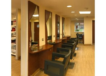 Jane James at Evergreen Hairdressers