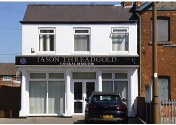 Jason Threadgold Funeral Director