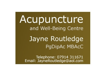 Jayne Routledge, pgDipac, Mbacc