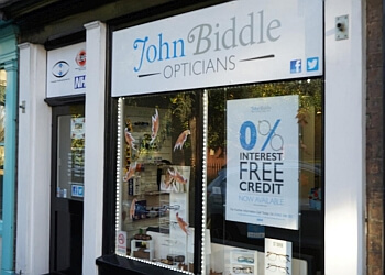 John Biddle Opticians