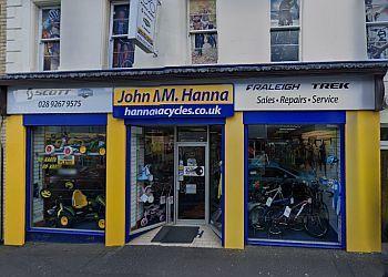 John M Hanna Cycles