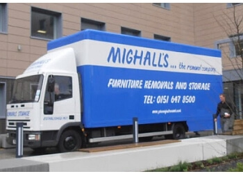 John Mighall & Co Removals & Storage