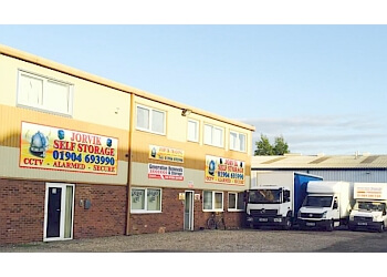 Jorvik Removals and self storage ltd.