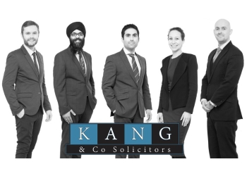 KANG & CO SOLICITORS LIMITED