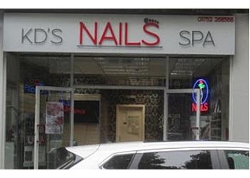 KD's nails Spa