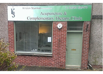 KIRSTEN STURMAN ACUPUNCTURE & COMPLEMENTARY THERAPY CLINIC