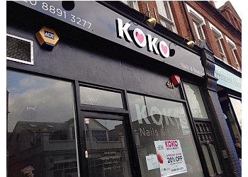 KOKO NAILS & BEAUTY