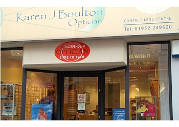 Karen J Boulton Optician