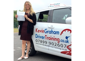 Kevin Graham Driver Training