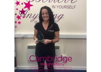 Kimberley Walker Cambridge Weight Plan