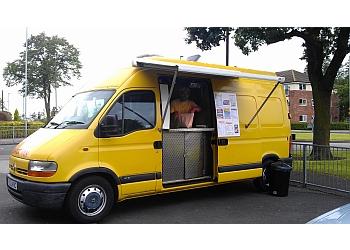 Kim's Catering Van