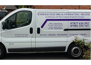 Knowsley Electrical Contracting + Heating