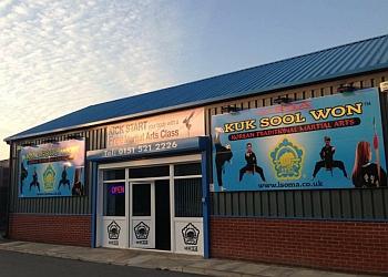 Kuk Sool Won of Liverpool