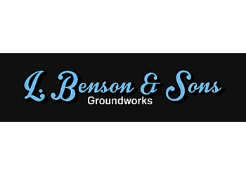 L Benson & Sons Ground Works