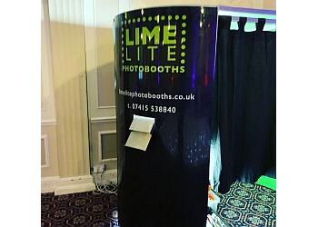 LIMELITE PHOTOBOOTHS