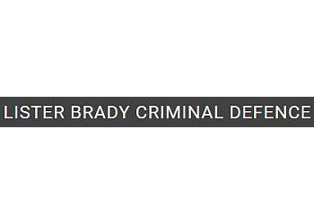 LISTER BRADY CRIMINAL DEFENCE