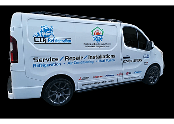 LJR Refrigeration and Air conditioning Cornwall