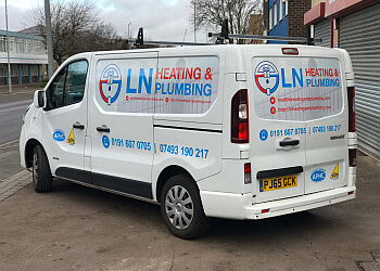 LN Heating and Plumbing