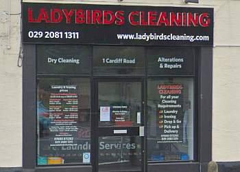 Ladybirds Cleaning Services Ltd