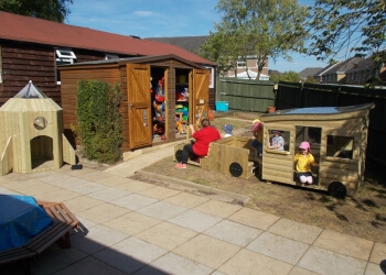 Ladybirds Nursery