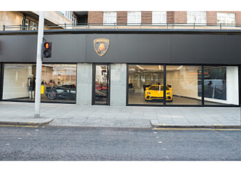 Lamborghini London