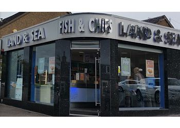 Land & Sea Fish & Chip Shop