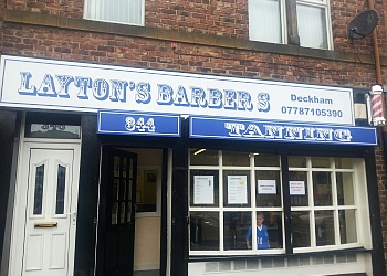Layton's Barbers & Tanning