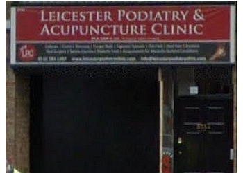 Leicester Podiatry & Acupuncture Clinic