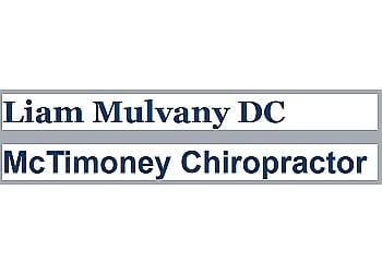 Liam Mulvany DC McTimoney Chiropractor